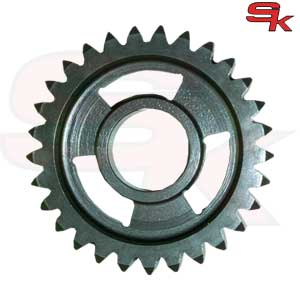 Gear, 2nd Countershaft 29T Yellow, TM 40481