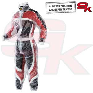 Rainproof Suits OMP