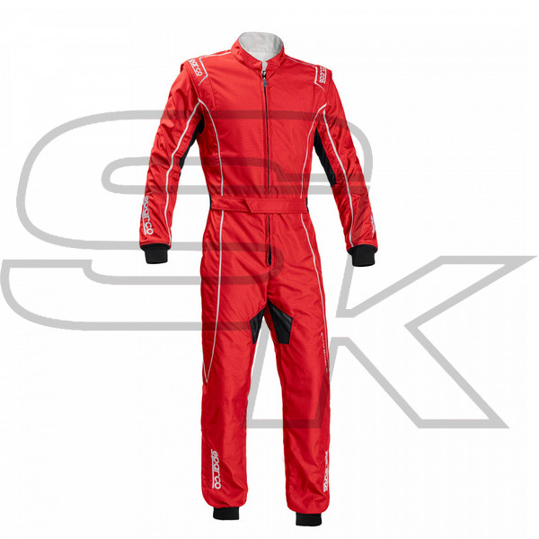 SPARCO -Suite GROOVE KS3 - RED WHITE