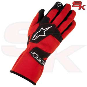 ALPINESTARS - Gloves Tech 1 – K Rojos