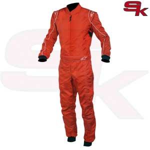 ALPINESTARS - Racing Suit K - MX 9 Red