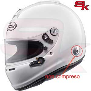 ARAI - Casco GP-6S