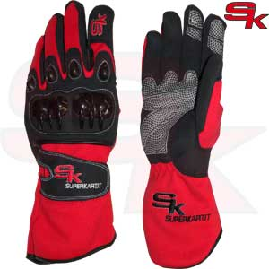 Gloves HiTech Superkart