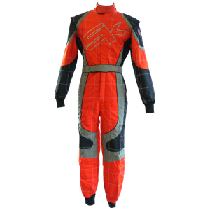 Racing Suit SK SpeedOne PRO - Orange