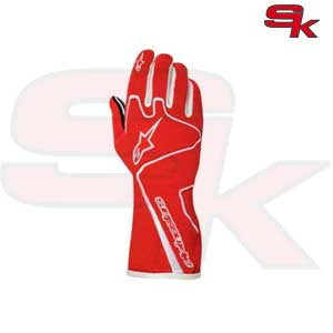 ALPINESTARS - Tech 1 - K Race Glove - Red