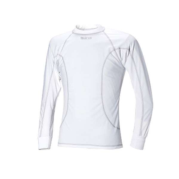 SPARCO - Shirt BASIC - WHITE