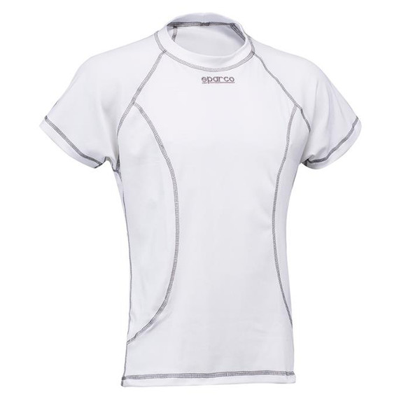 SPARCO - T-Shirt BASIC - WHITE