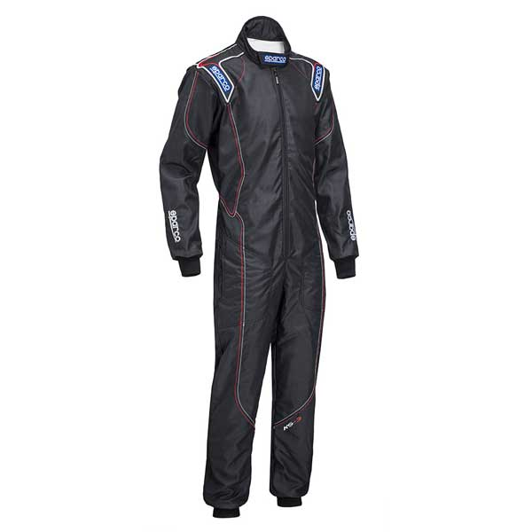 Racing Suit Sparco type K-S3 SUPER PROMO BLACK