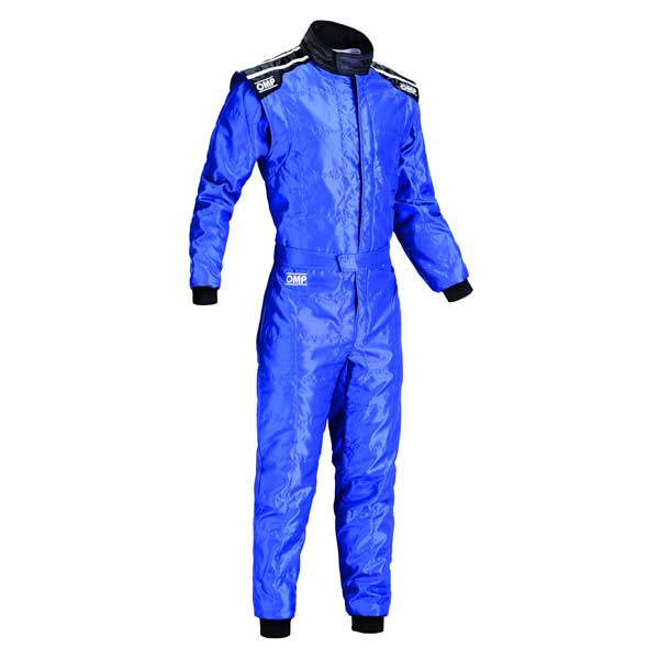 OMP - KS4 SUIT BLUE Size XXL