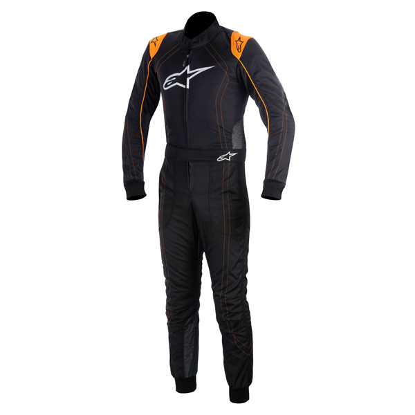 ALPINESTARS - Racing Suit K-MX9 - NEW 2015 - BLACK ORANGE