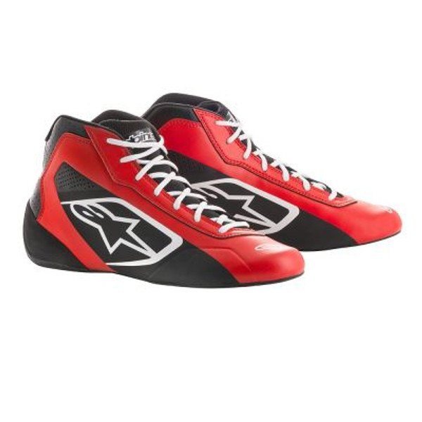 ALPINESTARS - Shoes Tech 1- K - Red Black White