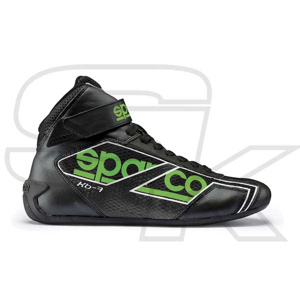 SPARCO - Shadow KB7 NEW 2016 - BLACK GREEN FLUO 41