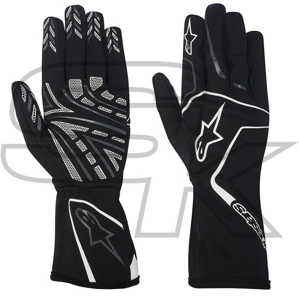 ALPINESTARS - Gloves Tech 1 - KRace 2019 - BLACK