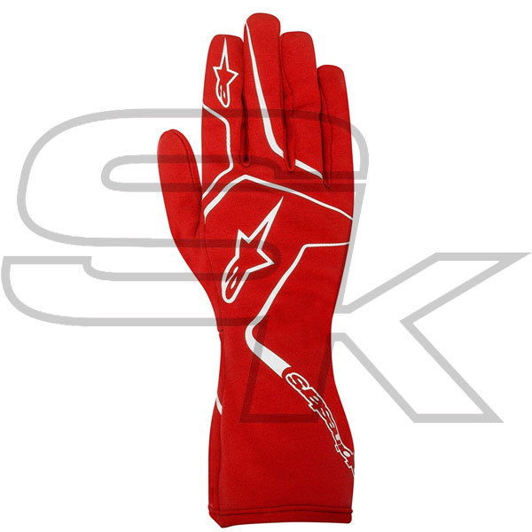 ALPINESTARS - Gloves Tech 1 - KRace 2019 - RED