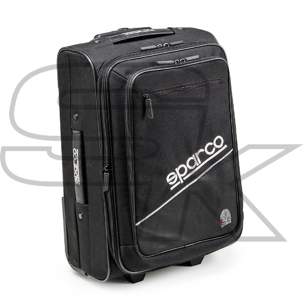 SPARCO - Trolley Bagaglio a Mano SATELLITE