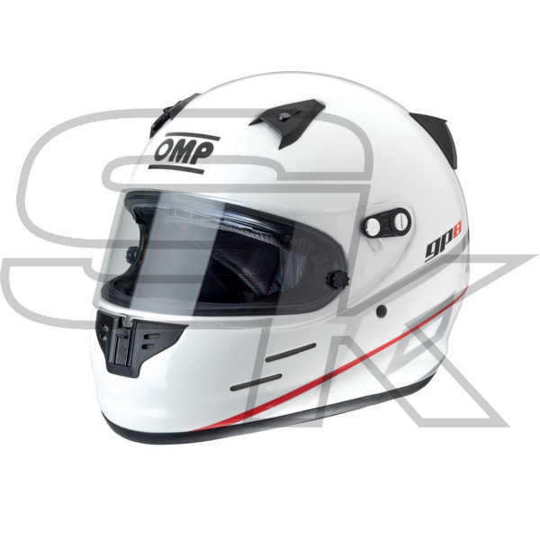 OMP - Casco GP8K EVO