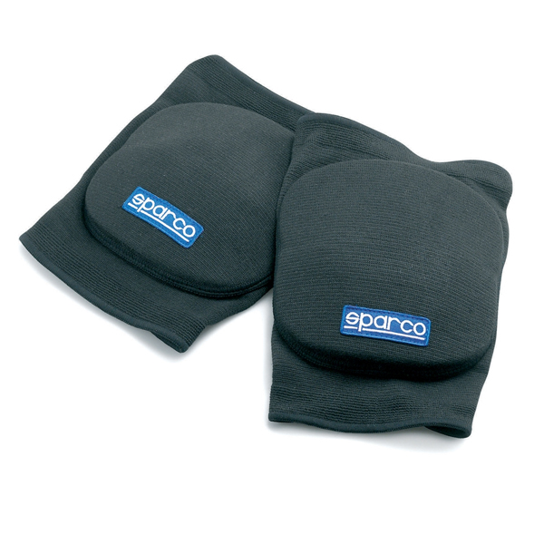 SPARCO - Pair of black Knee Pads