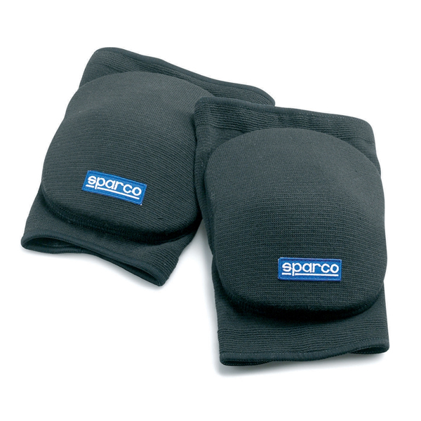 SPARCO - Pair of black elbow pads