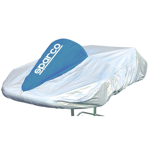 SPARCO - Kart Cover BLUE