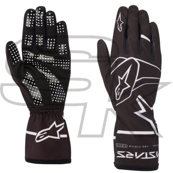 ALPINESTARS - Gloves - Tech 1 K race V2 2020 - BLACK
