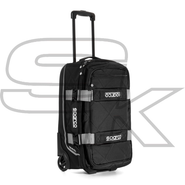 SPARCO - Soft Cabine Size Trolley TRAVEL