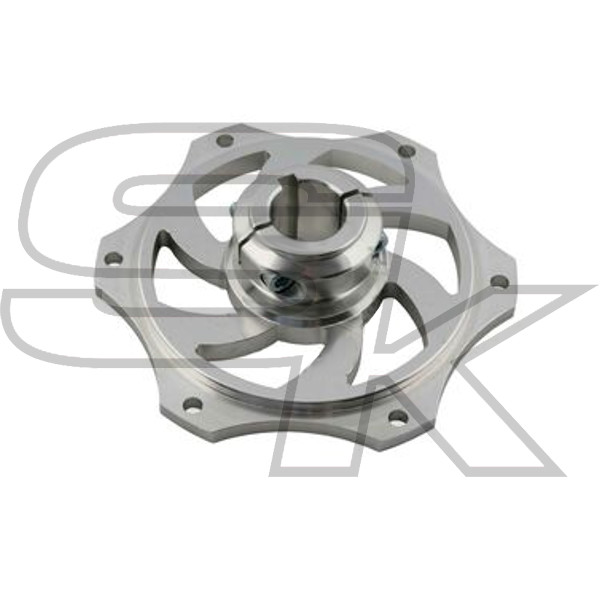 Sprocket carrier for Rear Axle diam. 25 mm
