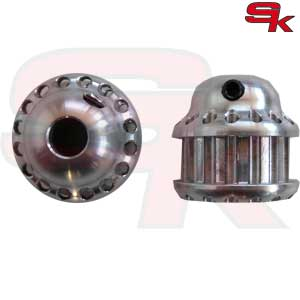 Pulley for Water Pump - Hole 8 mm