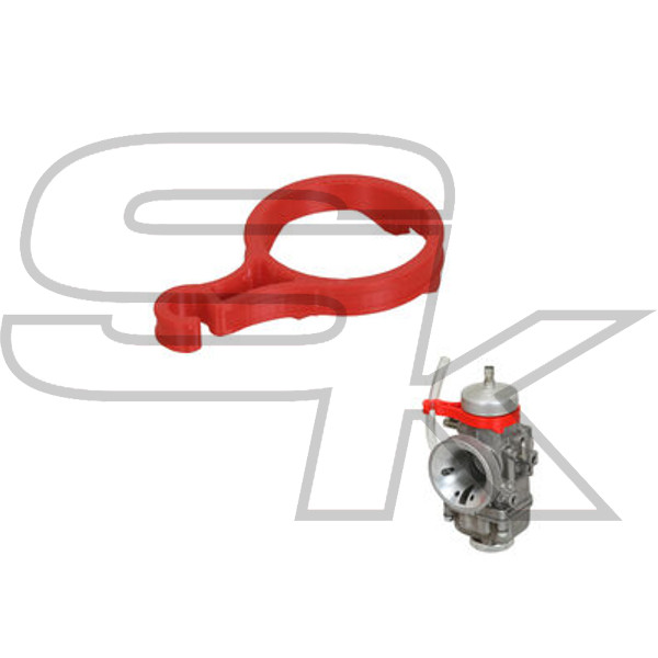 Fuel Pipe Support for 30mm Dell'Orto Carburetor