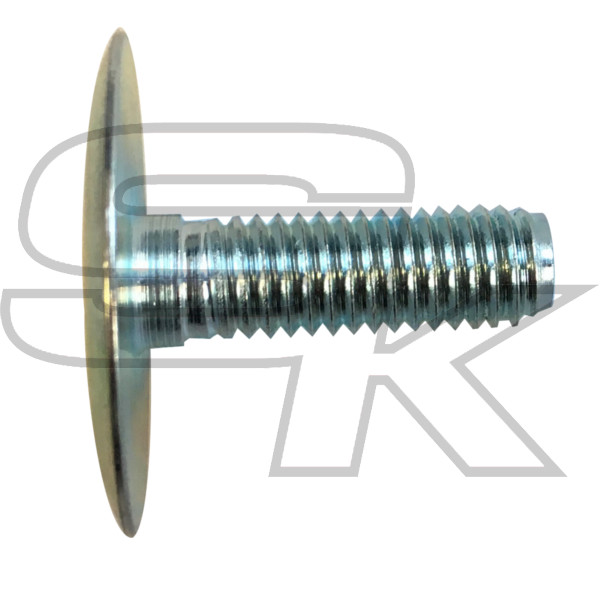 Steel Screw For Seat M8 x 25 mm