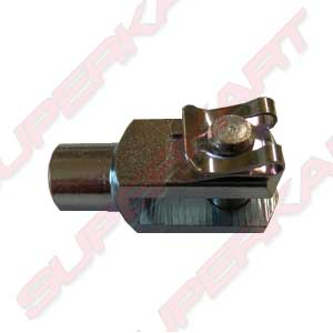 Fork For Steel Brake Tie Rod M6 - 24 mm