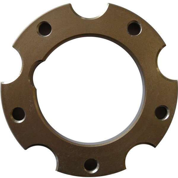Rear brake disc flange V05, CRG SAN.01592