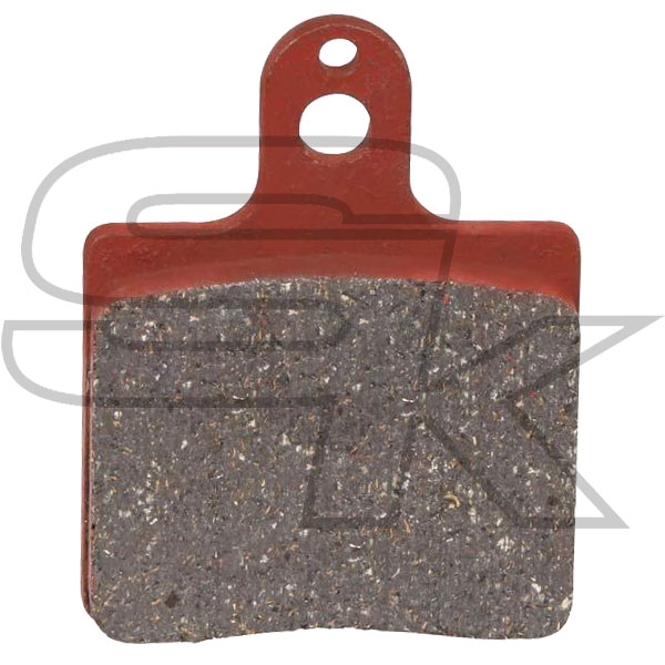 Brake Pads - Front Pair CRG Type - Righetti & Ridolfi