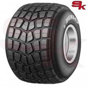 Tires Set DUNLOP Type KT13