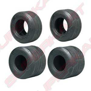 Tires Set ECO. Suitable for Rental Karts