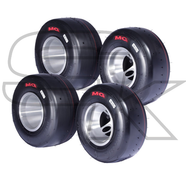 Tires Set MG SC MINI - CIK/FIA 2020-2022