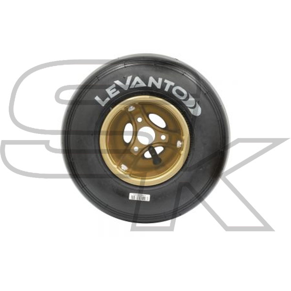 Tires Set LEVANTO for Rok Cup