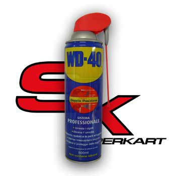 WD40 - Flacon de 500 ml