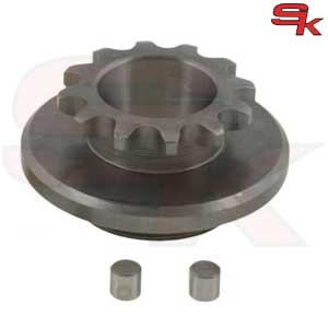 Sprocket for engine Vortex and Rok