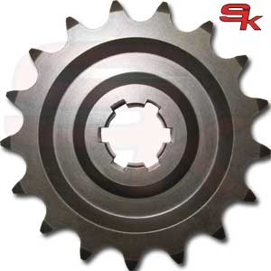 Sprocket, drive for 125cc Engine, TM 40014..21
