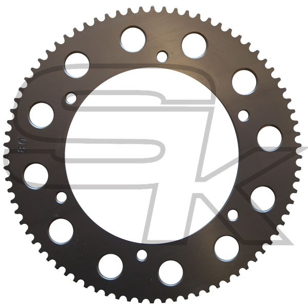 SPECIAL Ergal Sprocket