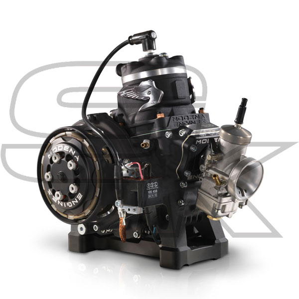 Engine MODENA ENGINES KK1 BLACK - 2019 - PREPARED