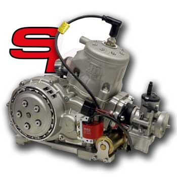Technical information Engine K9 Electric Ignition - 125cc