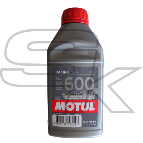MOTUL - RBF600 - 500ml - Special Oil for Hydraulic Brakes