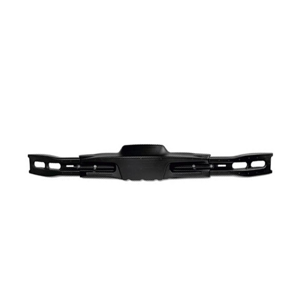 KG Rear Bumper RS3 CIK/17 - BLACK