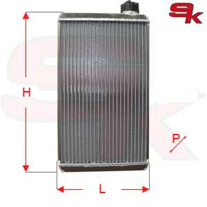 Radiator S LIGHT