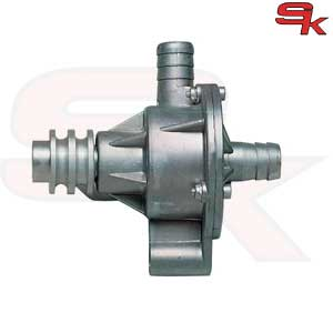 Water Pump in Aluminium
