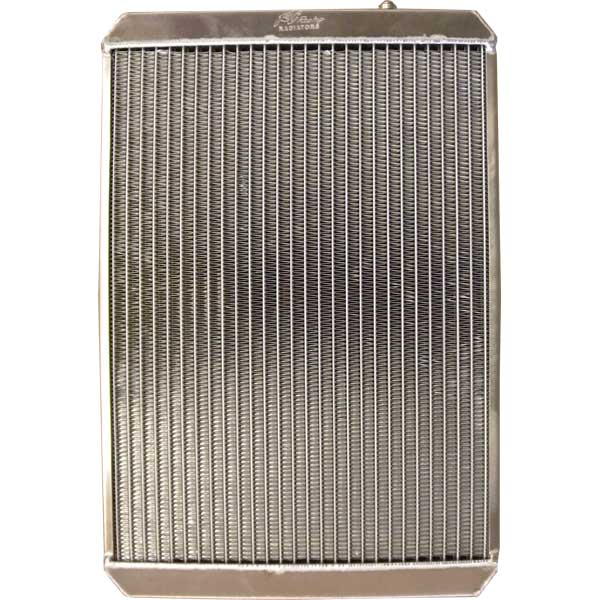 SR PLUS Radiator With Retractable Cap