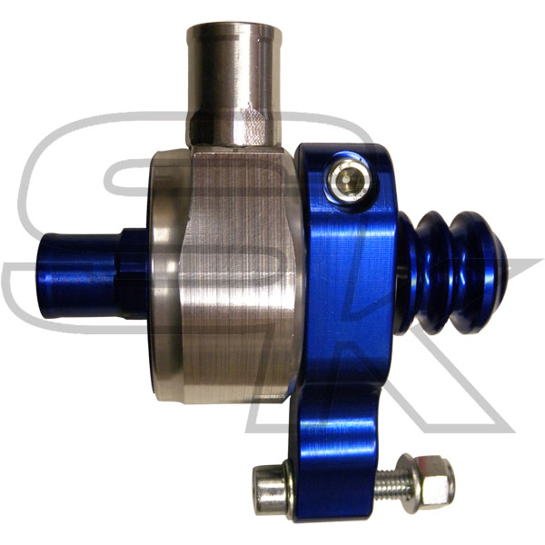 Special Water Pump SPECIAL in Ergal - CNC Machined