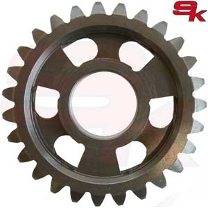Gear, 3rd Countershaft 27T Green, TM 40494