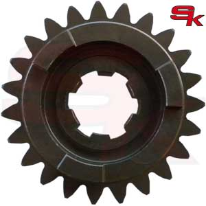 Gear, 5th Countershaft 23T Yellow, TM 40512